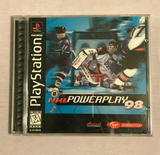 NHL Playstation Bundle - NHL Faceoff 98, NHL Powerplay 98 and NHL 99 For PS1 - Clarissa Maxwell