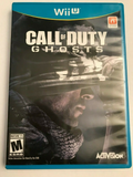 WII U games lot Call of Duty Ghost, Call of Duty Black OPS II, and MORE - Clarissa Maxwell