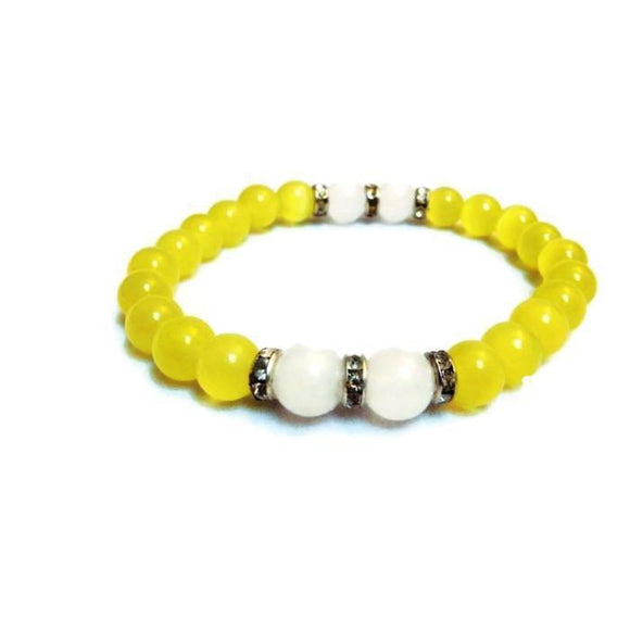 Yellow Purity Bracelet 1:1 collection - Clarissa Maxwell