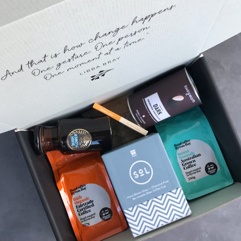 Make your own gift hamper - Eco Friendly - Everybody Loves Hampers