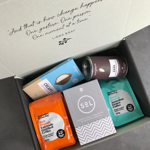 Build a Gift Hamper - Thank you Gift - Everybody Loves Hampers