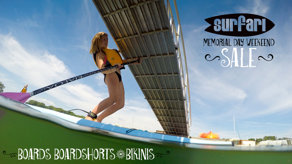 Memorial Day Weekend Boards Boardshorts & Bikinis Sale