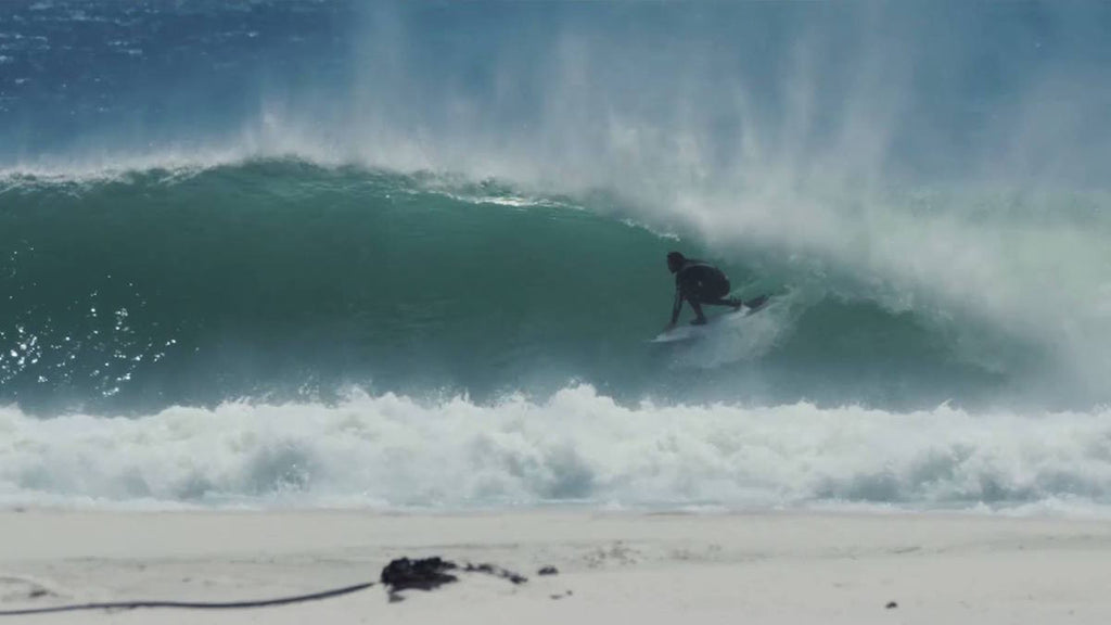 Jordy Smith in Just Now