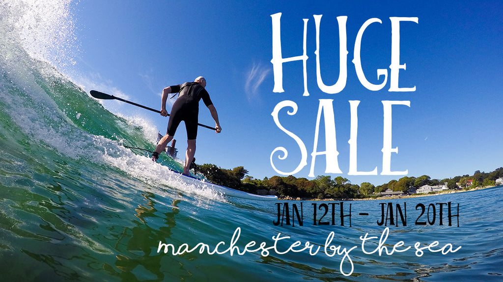 Surfari Manchester Moving/Closing Sale