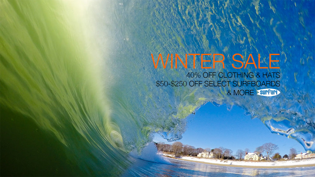 Winter Clearance Sale February 1-15