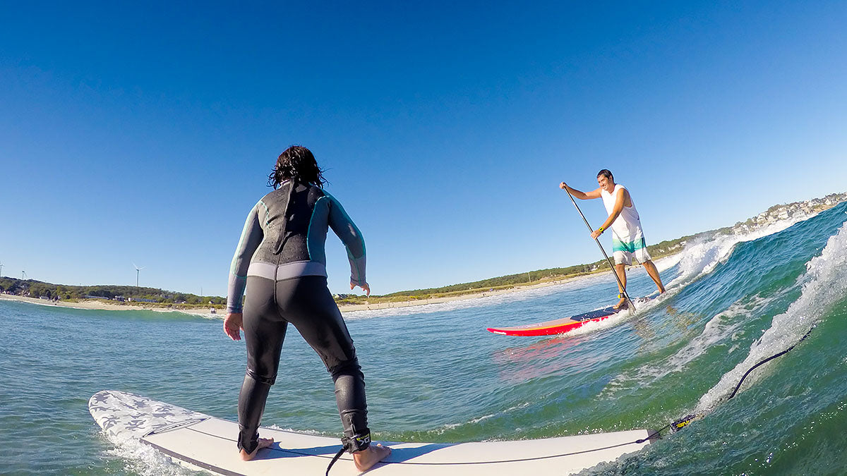 Stand Up Paddle Lessons Cape Ann