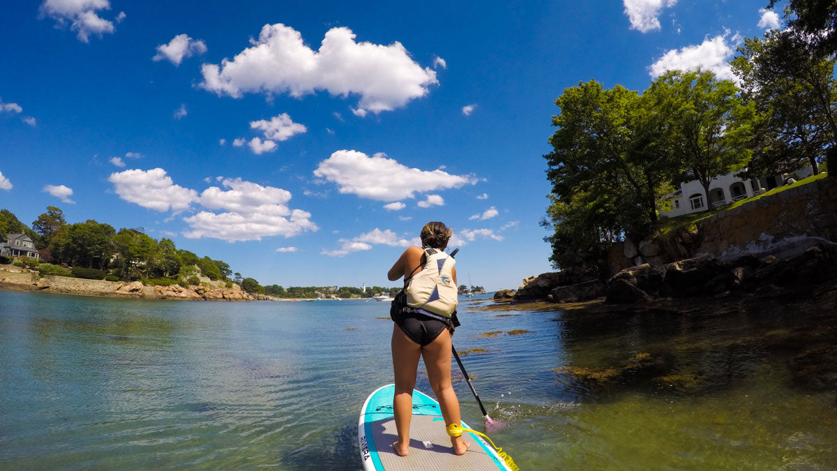 Stand Up Paddle Tours Manchester by-the-Sea Cape Ann