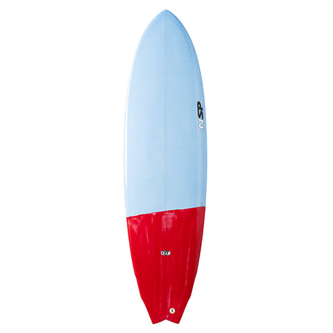 "6'0"" NSP Fighting Fish"