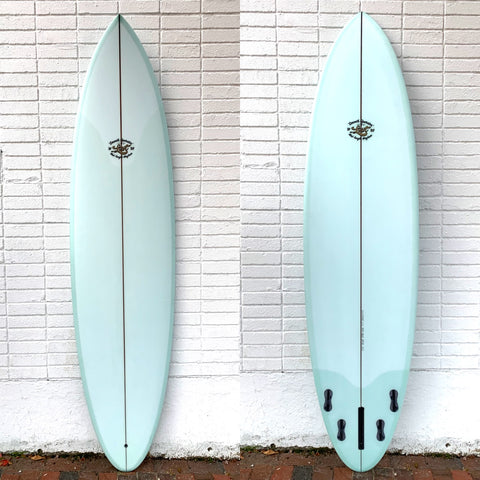 "7'4"" Lost Smooth Operator Mint Tint"