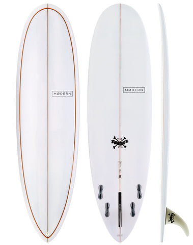 "7'6"" Modern Love Child Grey Orange Pinlines"