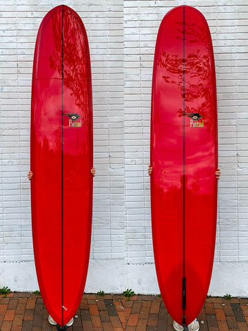 "9'2"" Bing Pintail Lightweight Red"