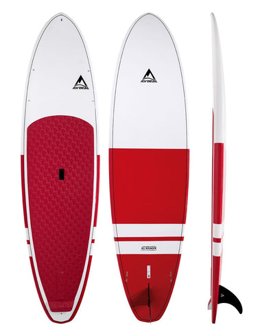 "9'8"" Adventure Paddleboarding All Rounder MX Magenta"