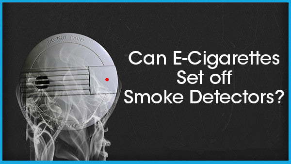 Can E-Cigarettes Set off Smoke Detectors? The Definitive Answer