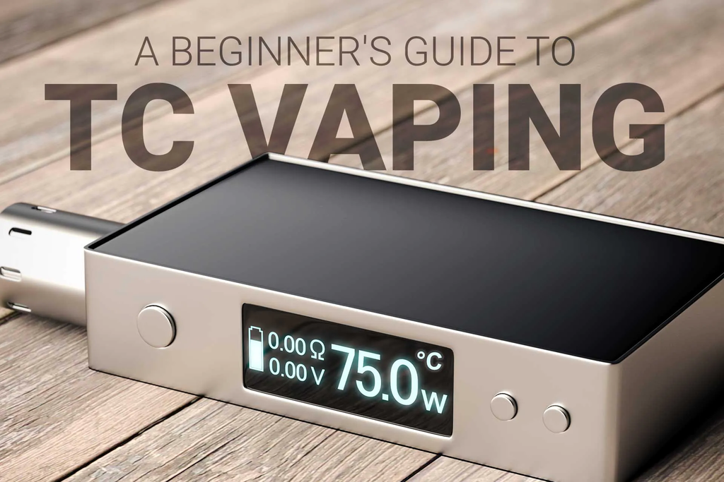 A Beginner's Guide to Vaping with Temperature Control