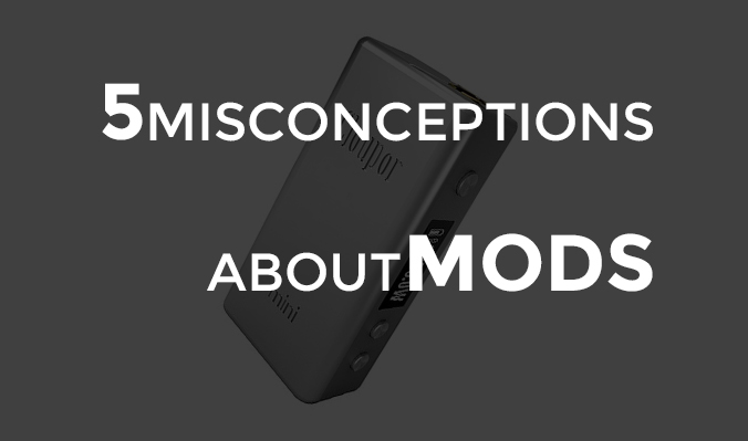 5 Misconceptions About Mods