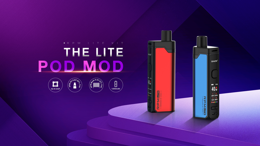 SMOK RPM LITE KIT REVIEW