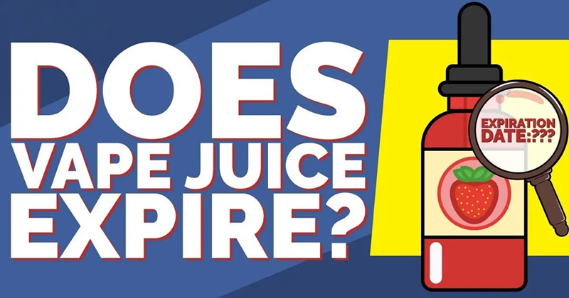 Does Vape Juice Go Bad? — E-liquid Expiration Explained
