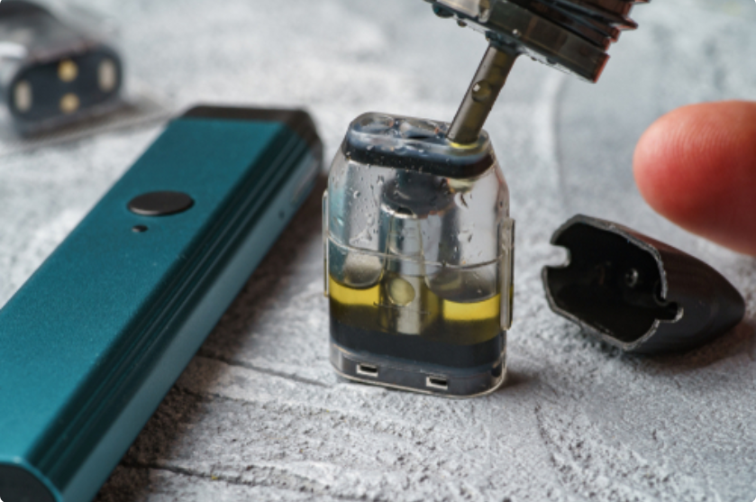THE 7 BEST NIC SALT VAPES 2020