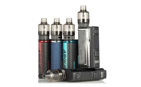 What do all the features and functions on an advanced e-cigarette device mean?