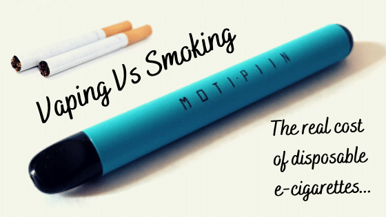 The Price of Disposable Vapes | Are Disposables Cheaper Than Smoking?
