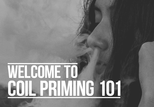 Welcome to Coil Priming 101