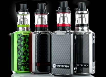 Vaporesso Tarot Nano 80W TC Vape Starter Kit Review