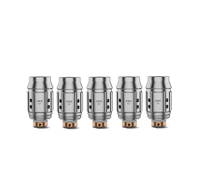 OBS Cube Replacement Coil N1 1.2ohm - cometovape