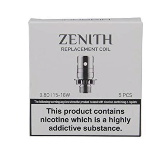 Innokin Zenith Replacement Coil 0.8 ohm - cometovape