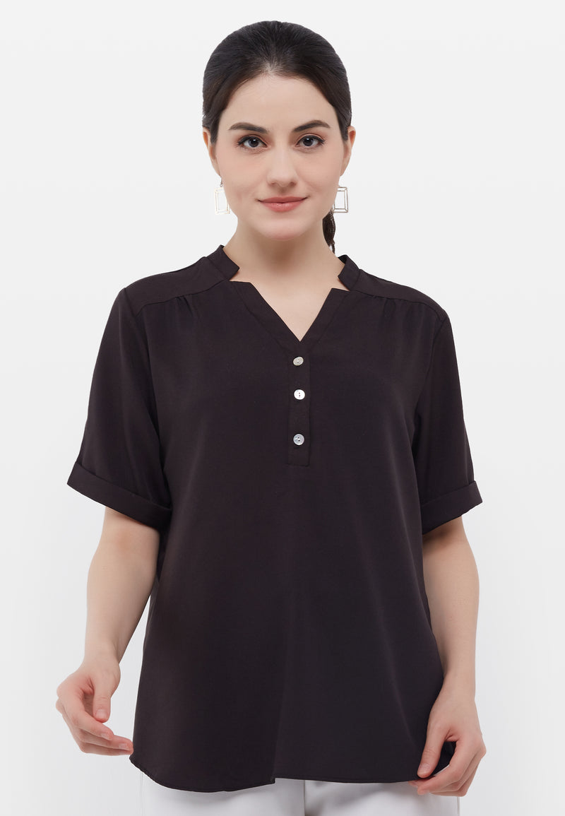 Ariella Top Black