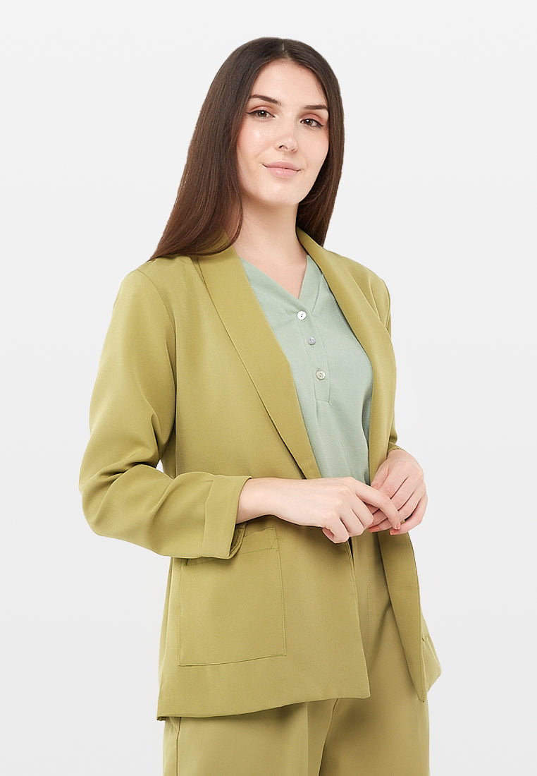 Blanik Emma Outer Green