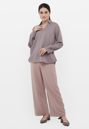 Blanik Dayanna Top Grey