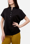 Briona Top Black