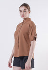 Gainy Shirt Brown