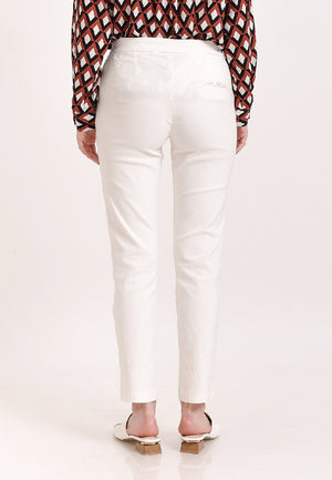 Efra Pants White