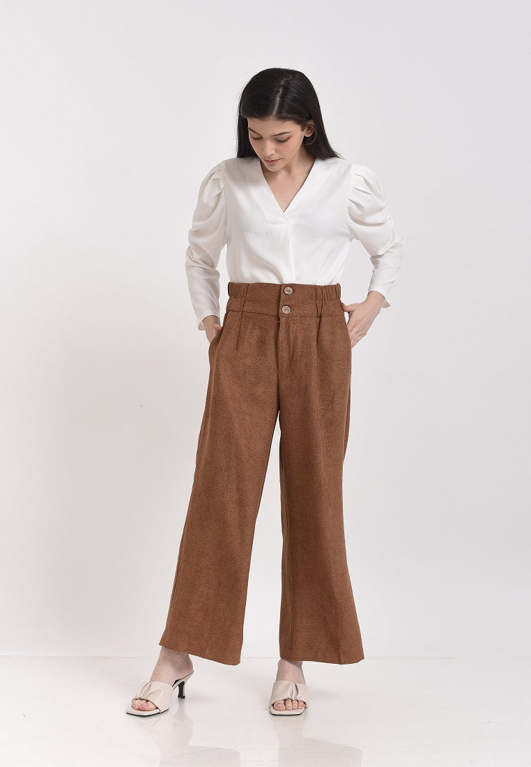 Angel Pants Brown