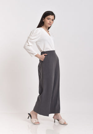 Yoel Pants Grey