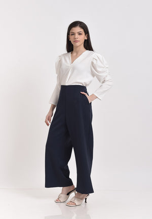 Yoel Pants Navy