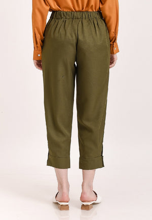 Grizelle Pants Army