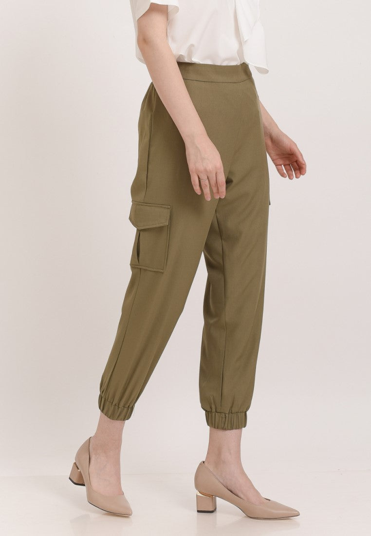 Angeline Pants Green