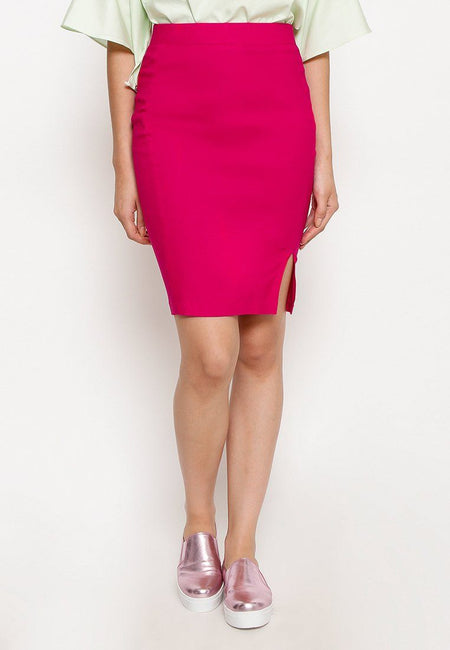 Widi Pencil Mini Skirt
