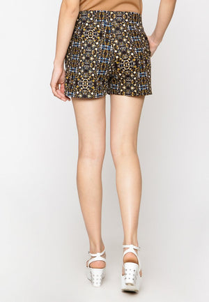 Lesham Printed Shorts