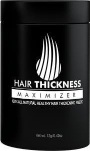 Instantly Thicken Thinning or Balding Hair In Seconds!