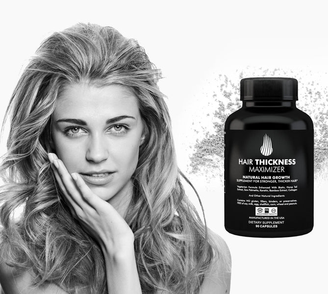 Natural Hair Growth Supplement Works