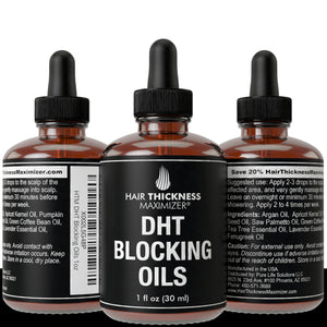DHT Blocker Hair Growth Oil