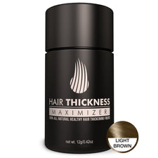 Hair Thickness Maximizer Fibers 2.0 (Light Brown)