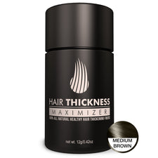 Hair Thickness Maximizer Fibers 2.0 (Medium Brown)