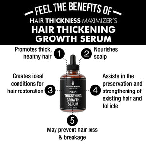 Leave In Hair Growth Serum