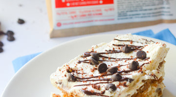 Keto Kookie Icebox Cake