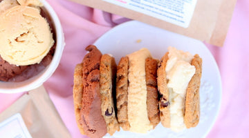 Low-Carb Ice Cream Sandwiches