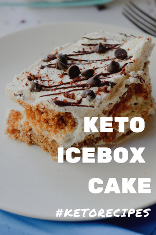Keto Icebox Cake Recipe